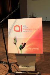 WAIC 2012 podium